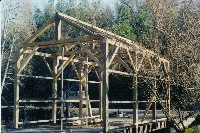 Timber Framed Structures Miscellaneous In Northern