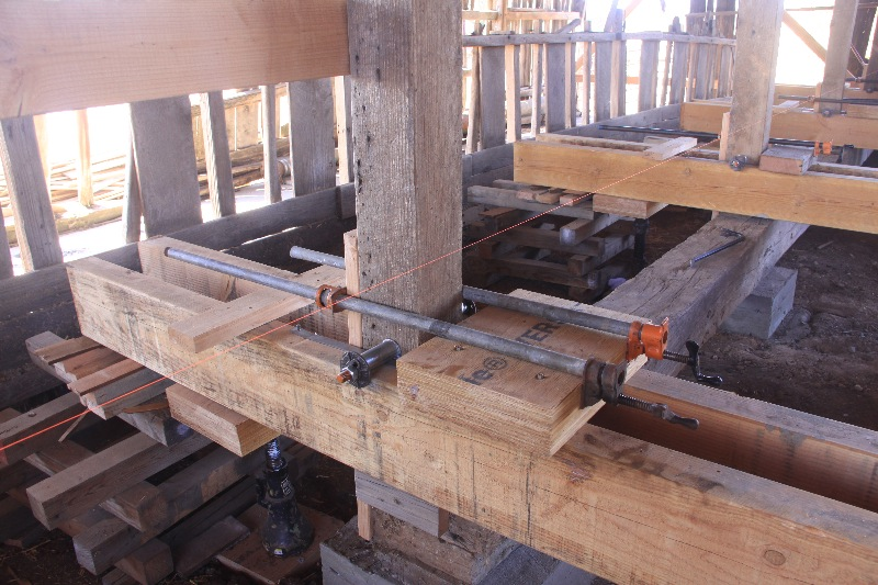 Timber Framed and Heavy Timber Framed Barns - Timber Framers located ...